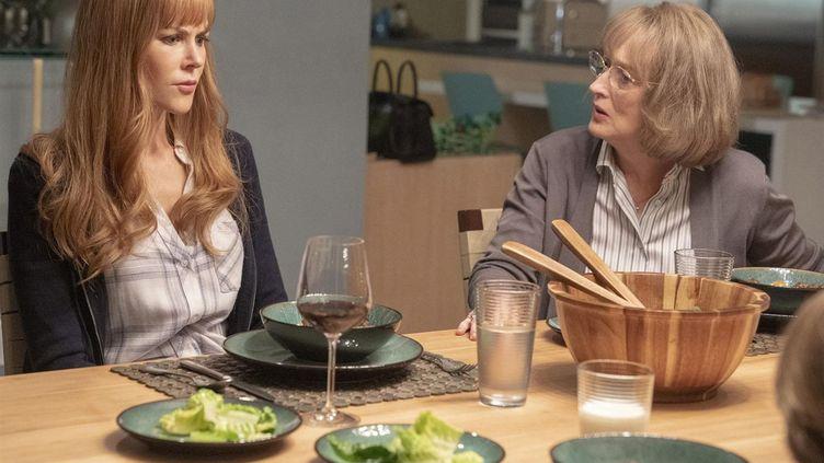Nicole Kidman et Meryl Streep dans la saison 2 deBig Little Lies. (HBO)