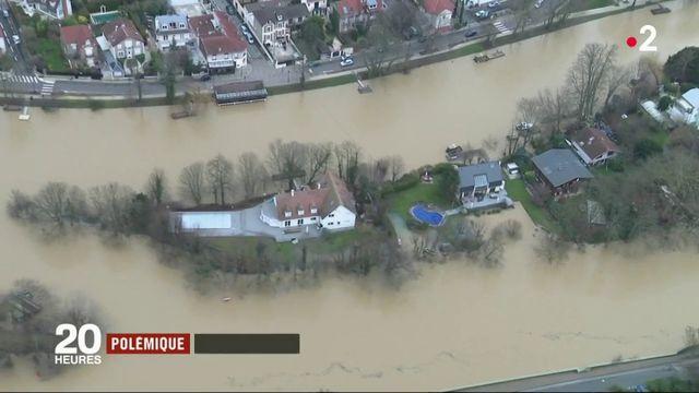 Polémique : trop d'habitations en zone inondable ?