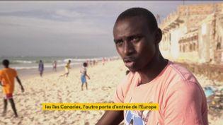 Depuis quelques mois, les drames s'enchaînent dans l'Atlantique, où les traversées entre le Sénégal et les îles Canaries sont de plus en plus nombreuses. (FRANCEINFO)