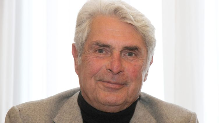 L'éditeur Jean-Claude Lattès est mort à l'âge de 76 ans. (MAXPPP)