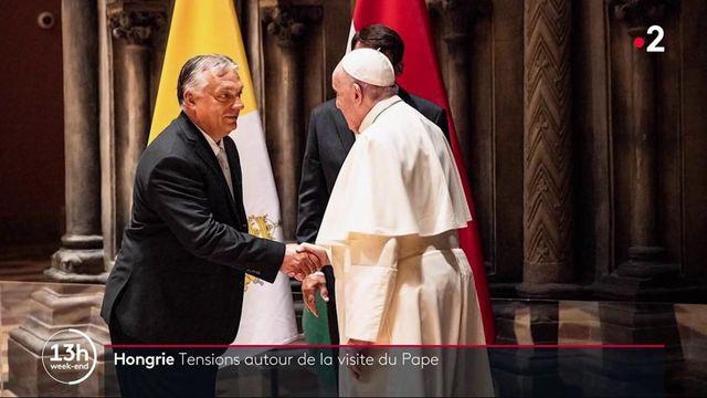 Hongrie : les nombreux différends entre le pape François et le Premier ministre Viktor Orban