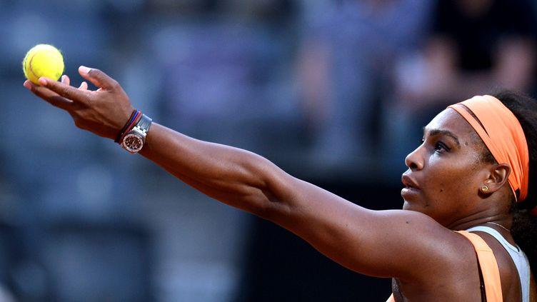 Serena Williams (TIZIANA FABI / AFP)