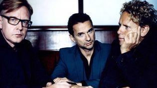 Depeche Mode : un nouvel album et une tournée mondiale, en France le 15 juin au Stade de France, et le 16 juilletà Nîmes)  (UNIMEDIA/SIPA )