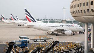 La grève chez Air France semble bien suivie jeudi 22 février. (MAXPPP)