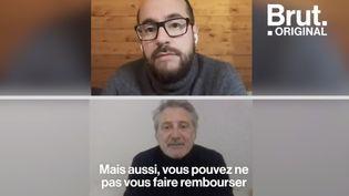 VIDEO. Solidarité Sida : l'appel aux dons d'Antoine de Caunes et de Kyan Khojandi (BRUT)