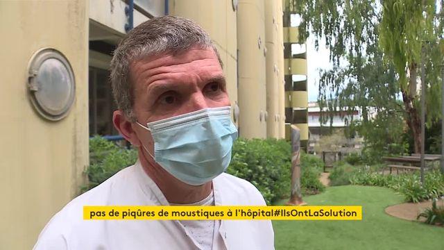 Moustiques Hôpital