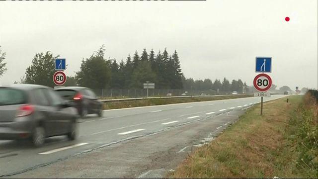 Limitation de vitesse à 80 km/h : marche arrière du gouvernement ?