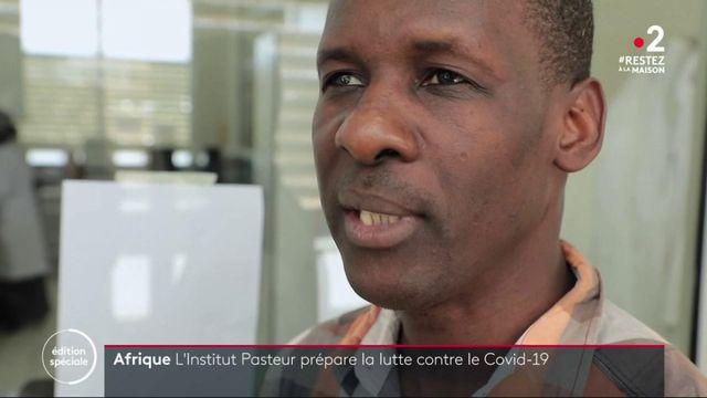 Afrique : l'Institut Pasteur prépare la lutte contre le coronavirus