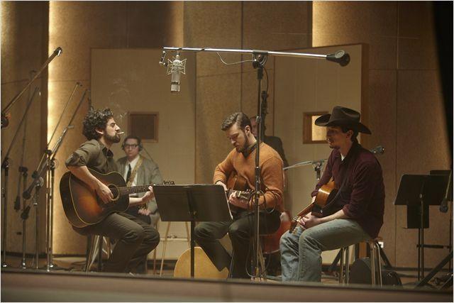 "Oscar isaac et Justin Timberlake dans ""Inside Llewyn Davis"" deEthan Coen et Joel Coen  (StudioCanal )"