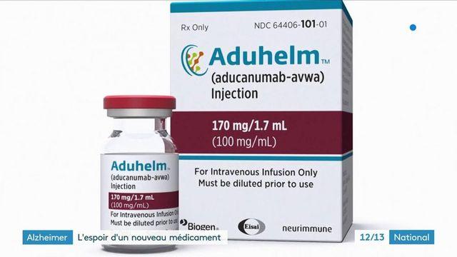 Alzheimer : un nouveau médicament apporte de l'espoir