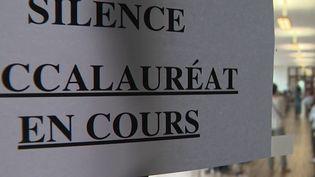 Baccalauréat : une épreuve de philosophie sans pression (France 3)