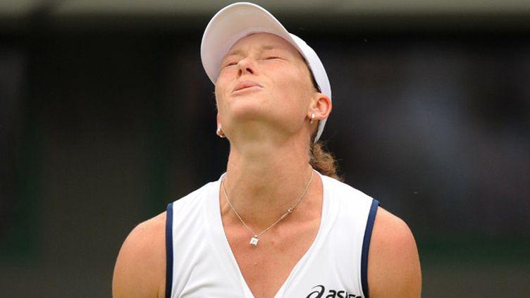 L'Australienne Samantha Stosur