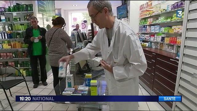 Santé: les médicaments à base de codéine seront prescrits sur ordonnances