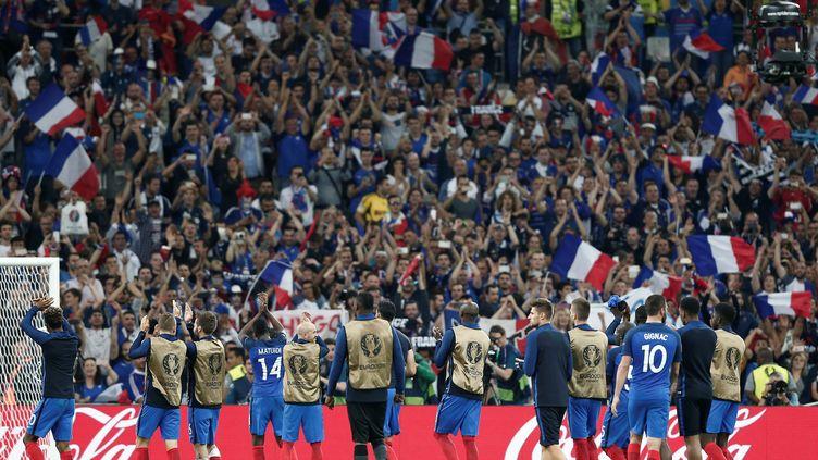 La joie de l'équipe de France (BURAK AKBULUT / ANADOLU AGENCY)