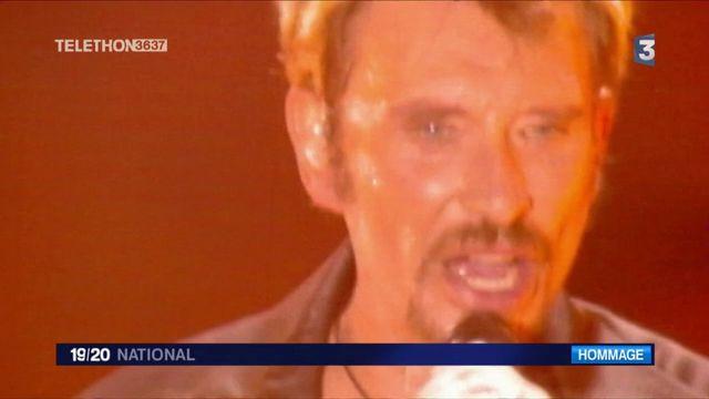 Décès de Johnny Hallyday : un hommage aussi populaire que rock'n'roll