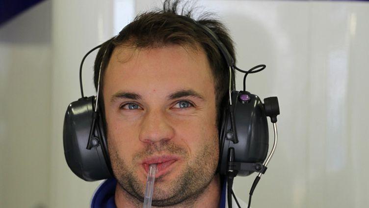 Nicolas Lapierre (Toyota) (TOYOTA HYBRID RACING / TOYOTA HYBRID RACING)