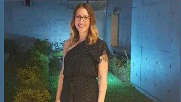 Charline Fouchet, employée de l'ONG Acted, l'une des victimes de l'attaque au Niger. (FRANCE TELEVISIONS)