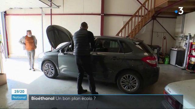 Automobile : le bioéthanol, le carburant de l'avenir ?
