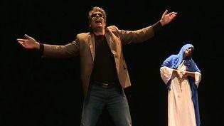 L'opéra revu et corrigé au Théâtre Edouard VII avec Hop!éra  (Capture d'image France 3/Culturebox)