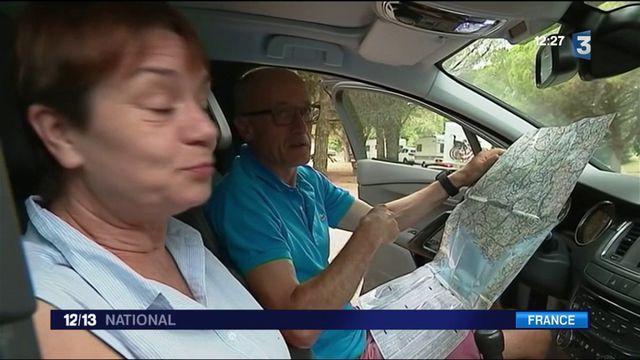 Transports : les routes de France embouteillées pour le premier jour des grandes vacances.