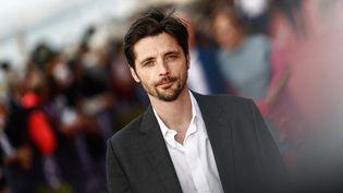 L'acteurRaphael Personnaz au festival du film de Cabourg en juin 2020. (SAMEER AL-DOUMY / AFP)