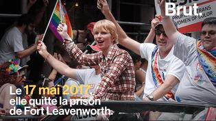 Chelsea Manning, l'ancienne lanceuse d'alerte de WikiLeaks est candidate au Sénat américain (BRUT)