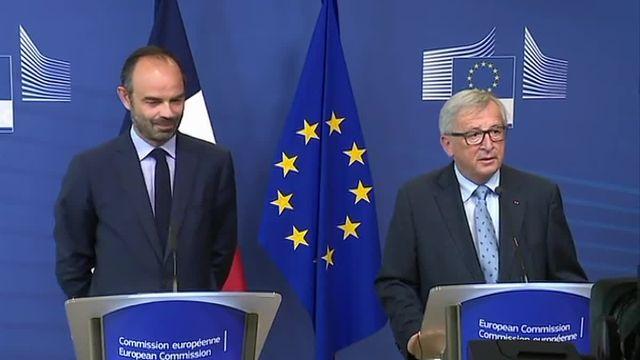 Vous verrez à l'autopsie, la blague de Juncker sur May