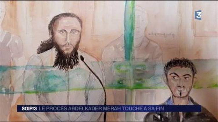 Le verdict du procès Abdelkader Merah sera annoncé la semaine prochaine. (FRANCE 3)