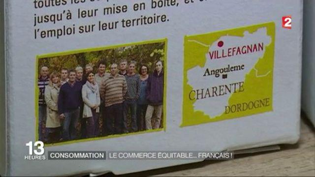 Consommation : le commerce équitable... français!