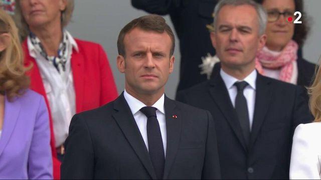 Emmanuel Macron va livrer sa première interview du 14 juillet