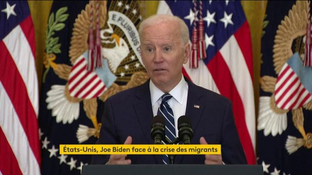 États-Unis : Joe Biden confronté à une crise migratoire