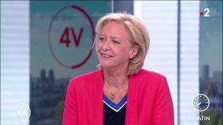 Sophie Cluzel (France 2)
