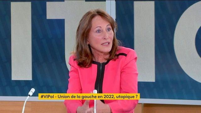 """Ségolène Royal assure qu'elle ne sera pas candidate à l'élection présidentielle de 2022 mais veut """"aider"""""""