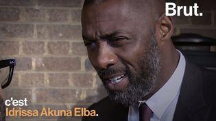 """VIDEO. On vous raconte l'histoire d'Idris Elba, révélé par la série """"The Wire"""" (BRUT)"""