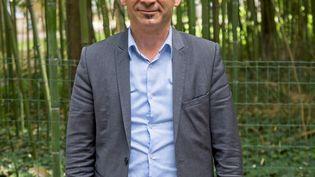 Le maire (EELV) de Tours, Emmanuel Denis. (GUILLAUME SOUVANT / AFP)