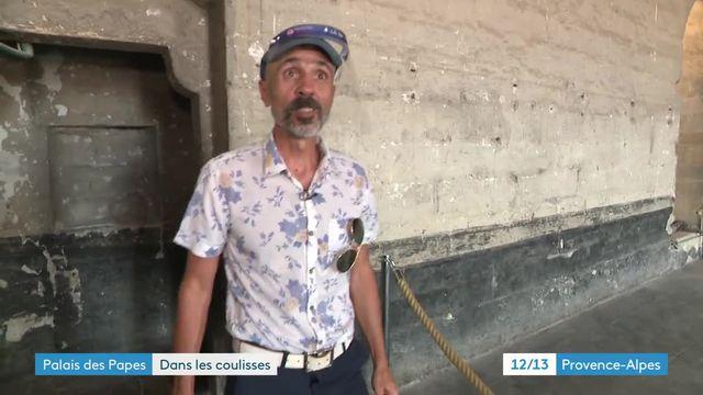 Visites insolites au Palais des Papes