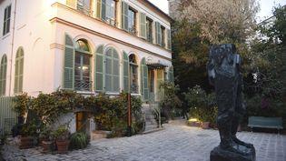 Le musée de la Vie romantique, à Paris (23 octobre 2018) (JACQUES BENAROCH / SIPA)