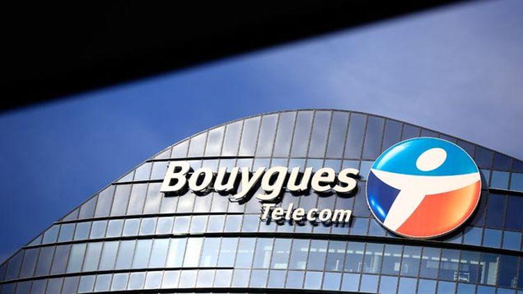 (Bouygues veut supprimer 15% des effectifs © Maxppp)