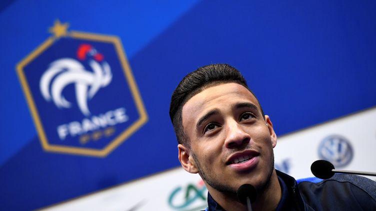 Corentin Tolisso (FRANCK FIFE / AFP)