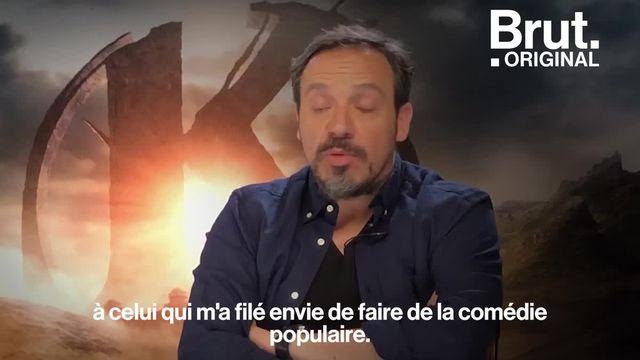 """L'expression """"On en a gros"""", l'hommage à Louis de Funès, la fin de la saga... Alexandre Astier dit toute la vérité sur Kaamelott."""