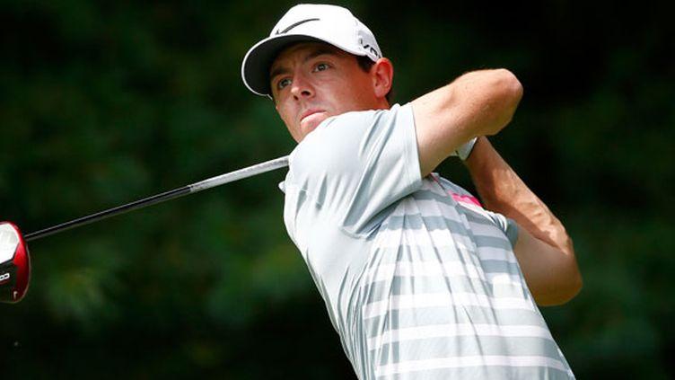 Le golfeur britannique Rory McIlroy