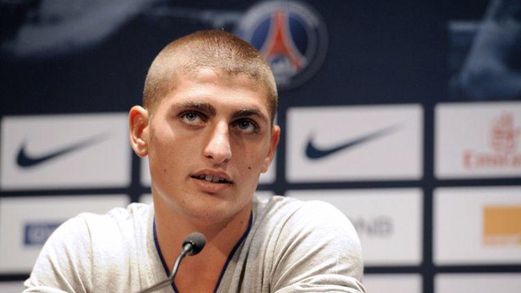Marco Verratti, plaque tournante du nouveau PSG (BERTRAND GUAY / AFP)