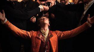 "Benjamin Voisin dans ""Illusions perdues de Xavier Giannoli (2021). (Roger Arpajou / 2021 CURIOSA FILMS – GAUMONT – FRANCE 3 CINEMA – GABRIEL INC. - UMEDIA)"