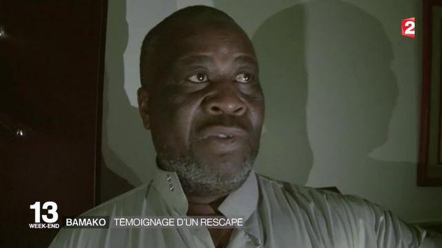 Prise d'otages à Bamako : un rescapé témoigne