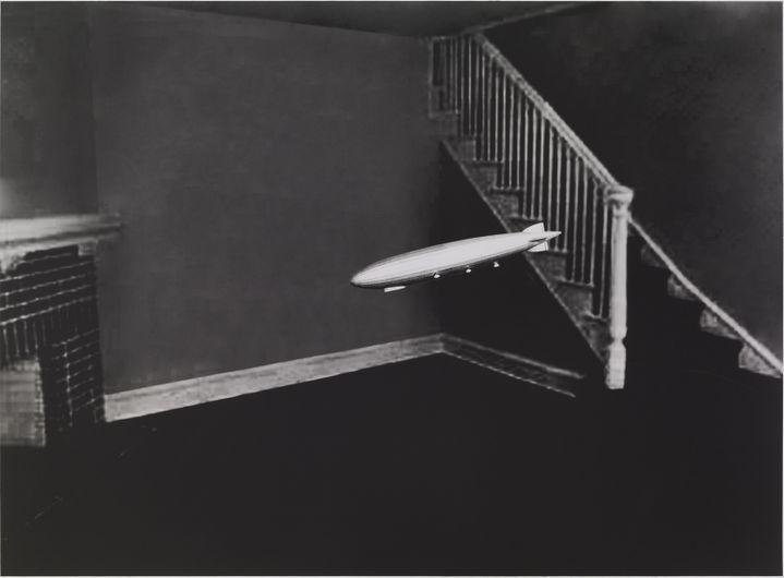 David Lynch, Interior #11  (David Lynch, Courtesy Galerie Item, Paris)