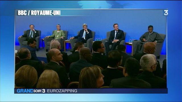 Eurozapping : polémique sur un sommet anti-corruption à Londres, un nouveau chancelier pour l'Autriche