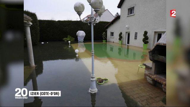 Bassin de la Saône : les dégâts après la crue