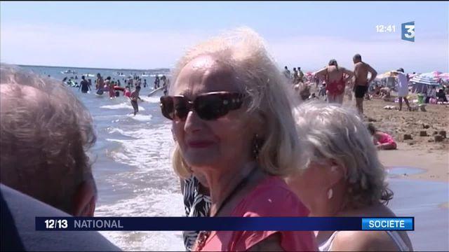 Bénévolat : des sorties à la plage pour briser la solitude