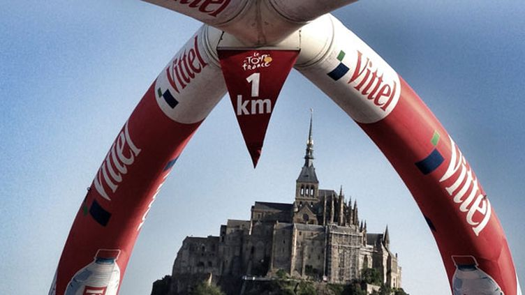 "Le Mont-Saint-Michel accueillera le ""Grand Départ"" du Tour de France 2016"