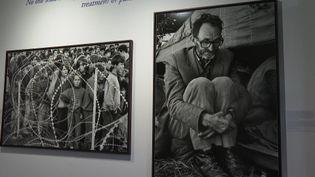 """L'exposition """"Déclarations """" est à découvrir jusqu'au 26 septembre (Y.Fournigault / France Télévisions)"""